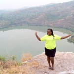 These twin lakes are so amazing, just nature theraphy
