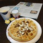 Love breakfast!