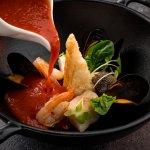 томатно-перечный суп