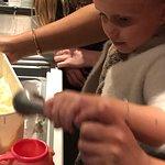 Zelf een ijsje maken is leuk