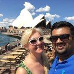 at Sydney Harbour