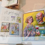 Grayson Perry sketchbook