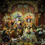 Sri Sri Radha Rasbihari Temple-Juhu