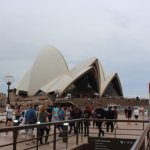 Book you Opera House your on line before you go, it gets very busy.