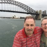 Do a harbour cruise in the evening with Captain Cook cruises