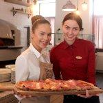 50 cm Pizza Vulcano