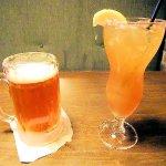 beer/long island iced tea