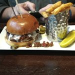 Fork Me burger