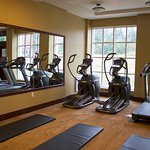 Our guests have access to our fitness centers.