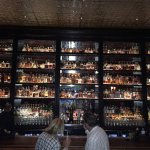 Enormous whisky bar!!!