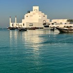 The Museum of Islamic Art from the corniche