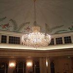 The Crystal Ballroom Changelier
