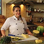 Chef Zulay will personally attend your food preferences.