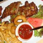 Rammelsberger Finger Food-Teller