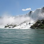 Niagara Falls from the boat