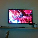 Télé de belle taille