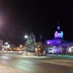 A nice winter walk in downtown Kingston after Christmas