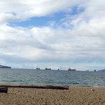 English Bay Foto