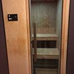 Sauna doble