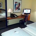 H4 Hotel Leipzig Foto