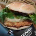 Buttermilk Chicken Burger