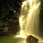 A hike to the Las Latas waterfall is one of our guests' favorite activities