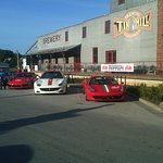 Tin Mill Brewery-Ferrari Event