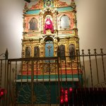La Conquistador, the oldest Madonna on the United States