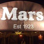 Outside Mars