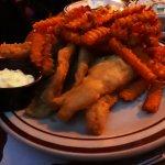 Lake Perch Fish Fry