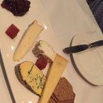 British farmhouse cheese
