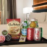 Complimentary Amenities in Each Room