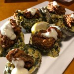The Oysters Rockefeller were AWESOME!