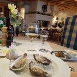 Hotel Zur Tenne Restaurant Foto