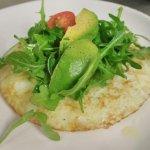 egg white frittata from Bistro