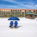 Beach Chairs and Beach Bar