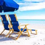 Beachfront Chairs and Umbrella Service