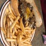 Boubon Beef Sandwich