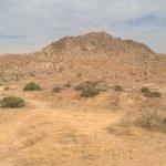 pirâmide erodida
