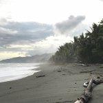 Beach in front of Finca
