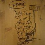 WC Femmes