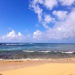 Wonderful beach at Poipu