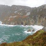 Slieve League - wild sea, spectacular cliffs!