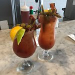Bloody Mary single and double