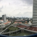 View from 14th floor