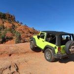 Foto van Barlow Jeep Rentals