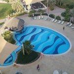 Danat Jebel Dhanna Resort Foto