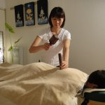 Tok Sen Wooden Hummer Massage