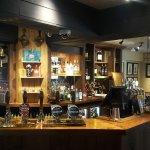 Longbridge Mill bar offers some popular beers