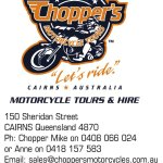 Choppers Info